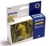 Картридж струйный Epson C13T04844010 желтый (yellow) для Epson Stylus Photo R200/220/300/320/340/RX500/RX600/620/640