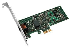 Сетевая карта PCIE Intel EXPI9301CT Gigabit Desktop Adapter  PCI-Ex1 10/100/1000Mbps