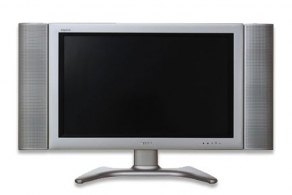 "Монитор-Телевизор TFT 30"" Sharp LC-30HV4E (серебристый)"