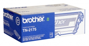 Тонер-картридж Brother TN-2175 для Brother HL-2140/2142/2150N/2170W/7030/7032/7040/7045/7320/7440/7840 (2600 стр.)