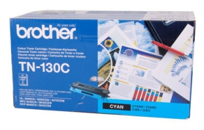 Тонер-картридж Brother TN-130C Синий для Brother HL-4040CN/4050CDN, DCP-9040CN, MFC-9440CN (1500 стр.)