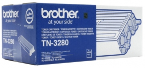 Тонер-картридж Brother TN-3280 для Brother HL-5340/5350/5370/5380 DCP-8070/8085 MFC-8370/8380/8880/8890 (8000 стр.)
