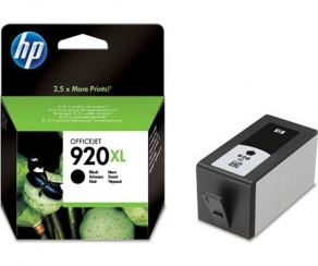 Картридж струйный HP №920XL CD975AE черный (black) для HP Officejet 6000/6500/7000 (1200 стр.)