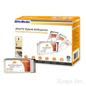 "Тюнер TV+FM AverMedia ""AVerTV Hybrid AirExpress 34-54mm"" + ПДУ"