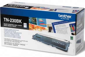 Тонер-картридж Brother TN-230BK Черный для Brother HL-3040/ DCP-9010CN/ MFC-9120CN (2200 стр.)