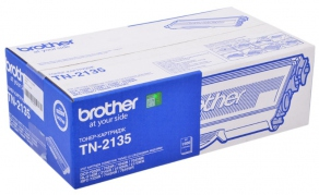 Тонер-картридж Brother TN-2135 для Brother HL-2140/2142/2150N/2170W/7030/7040/7045/7320/7440/7840 (1500 стр)