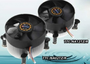 Кулер для процессора Socket 115x Titan TTC-NA12TZ/R (95W, 27dBA, 2200rpm, Fan95mm)