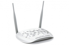 Точка доступа TP-Link TL-WA801ND Wireless N Access Point (802.11b / g / n, 1UTP 10 / 100 Mbps, 300Mbps, PoE, 2x5dBi)