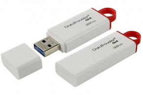Накопитель Flash USB3.0 Drive 32GB Kingston DataTraveler G4 DTIG4/32GB
