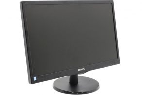 "Монитор 21.5"" Philips 223V5LSB2/10(62) черный (TN, LED, 1920x1080, 5 ms, 90°/65°, 200 cd/m2, 600:1 (DC 10M:1),  D-Sub)"