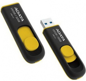 Накопитель Flash USB3.0 Drive 32GB A-DATA UV128 AUV128-32G-RBY