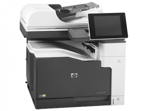 МФУ лазерное цветное HP LaserJet Enterprise 700 Color MFP M775dn (принтер/копир/сканер, A3, 600dpi, 30/30ppm, 1536MB, HDD 320GB, DADF, USB2.0, GLAN, USB2.0 Ext.) CC522A#B19
