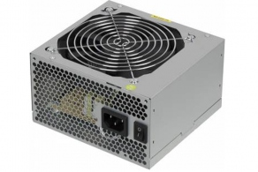 Блок питания ATX 450W Accord ACC-450-12 (ATX12V, 20+4pin, 1HDD, 4SATA, 1x6pinPCIE, fan 120мм)