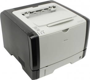 Принтер лазерный Ricoh Aficio SP 311DN (А4, 28ppm, 1200x600 dpi, 128Mb, PCL, Duplex, USB2.0, 10/100Base-TX)