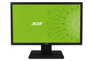 "Монитор 19.5"" Acer V206HQLbb (черн., 1600x900 LED, 200 cd/m2, ACM 100M:1, 5ms, D-Sub) UM.IV6EE.B02"