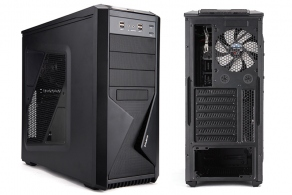 "Корпус ATX MidiTower Zalman Z9 (черн., без БП, 5""3ext, 3""3ext+5int, 2""1int, 4USB2.0, Fan 2x120mm)"