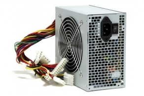 Блок питания ATX 500W LinkWord LW2-500W (ATX v2.1, 20/24+4/8pin, 2HDD, 1FDD, 4SATA, 1x6/8pin PCIE, Fan 80mm)
