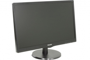 "Монитор 21.5"" Philips 223V5LSB/10(62) (черн., 1920x1080 WLED, 250cd/m2, 1000:1(SmartContrast 10M:1), 5ms, D-Sub)"