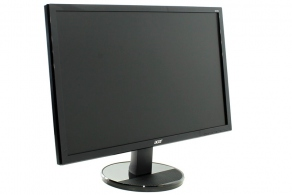"Монитор 24"" Acer K242HLbd (черн., 1920x1080 TN LED, 250Cd/m2, ACM 100M:1, 5ms, 170°/160°, D-Sub, DVI ) UM.FW3EE.001/002"