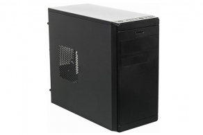 "Корпус microATX MiniTower LinkWorld VC-05M06 (черн., без БП, 5""1ext, 3""1ext+2int, 2""2int, 2USB2.0, Audio)"