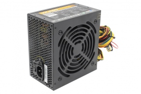 Блок питания ATX 650W AeroCool VX-650 (ATX12V v2.3, 20/24+4/8pin, 5HDD, 1FDD, 4SATA, Fan 120mm)