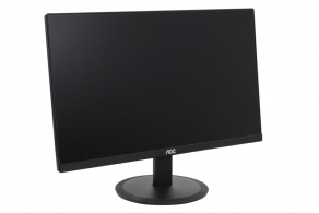 "Монитор 23.8"" AOC I2480SX черн. (1920x1080 IPS LED, 250 cd/m, 20M:1, 178°/178°, 5 ms, D-Sub, DVI)"