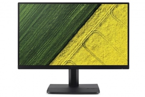 "Монитор 21.5"" Acer ET221Qbd черн. (1920x1080 IPS LED, 250cd/m2, 1000:1 (DC 100M:1), 178°/178°, 4ms, D-Sub, DVI) UM.WE1EE.005"