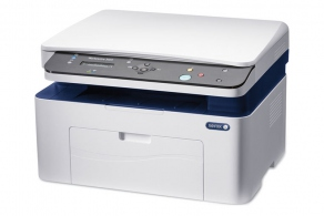 МФУ лазерное Xerox WorkCentre 3025BI (принтер/копир/сканер, А4, 600dpi, 20ppm, 25-400%, 128Mb, USB2.0, WiFi) 3025V_BI