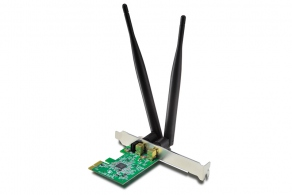 Точка доступа Netis WF2166 Wireless AC1200 Long-Range PCI-Express Adapter