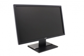 "Монитор 24"" Acer V246HLbmd (черн., 1920x1080 LED, 250cd/m2, 100M:1, 5ms, D-Sub, DVI, audio 2x2Вт) UM.FV6EE.006"