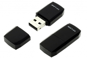 Адаптер Wi-Fi USB2.0 TP-Link Archer T2U AC600 Wireless USB Adapter (802.11a/b/g/n/ac, 433Mbps)