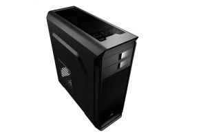 "Корпус ATX MidiTower AeroCool Aero-500 (черн., без БП, 5""2ext, 3""4int, 2""2int, 1USB3.0, 2USB2.0, audio, Fan 120mm)"