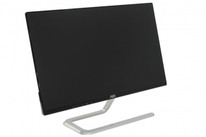 "Монитор 23.8"" AOC I2481FXH черный (1920х1080 AH-IPS LED, 250cd/m2, 1000:1 (DCR 50M:1), 178°/178°, 4msGTG, D-Sub, 2xHDMI)"