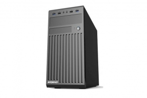 "Корпус microATX MiniTower Accord ACC-B202 (черн., без БП, 5""2ext, 3""2int, 2""2int, 2USB3.0+2USB2.0, Audio, Mic)"