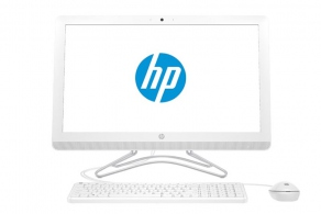 "Компьютер-моноблок HP 200 G3 3VA40EA белый (Core i3-8130U(2.2), 4Gb, 1Tb, DVDRW, Cam, GLAN, WiFi, BT, 21.5""1920x1080 UWVA LED, CR, HDMI, 2USB2.0, 2USB3.0, DOS, клав, мышь)"