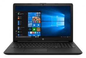"Ноутбук HP 15-db0369ur 4XC31EA (15.6"" 1920x1080 SVA LED, AMD Ryzen 3 2200U(2.5), 4GB, 500GB, GLAN, WiFi, BT, CR, HDMI, USB2.0, 2USB3.0, W10, 2.04кг)"