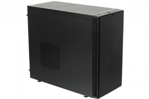 "Корпус ATX MidiTower Fractal Design Define S FD-CA-DEF-S-BK (черн., без БП, 5""2ext, 3""3int, 2""5int, 2USB3.0, audio, Fan 2x140mm)"