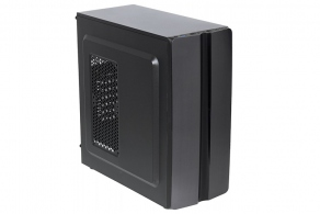 "Корпус ATX MidiTower Accord JP-IV (черн., без БП, 3""2int, 2""2int, 2USB2.0, USB3.0, Audio)"