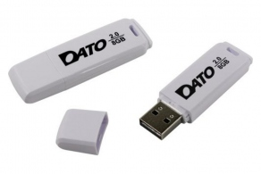 Накопитель Flash USB2.0 Drive 8GB Dato DB8001 DB8001W-08G белый
