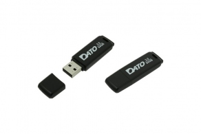 Накопитель Flash USB2.0 Drive 64GB Dato DB8001 DB8001K-64G черный
